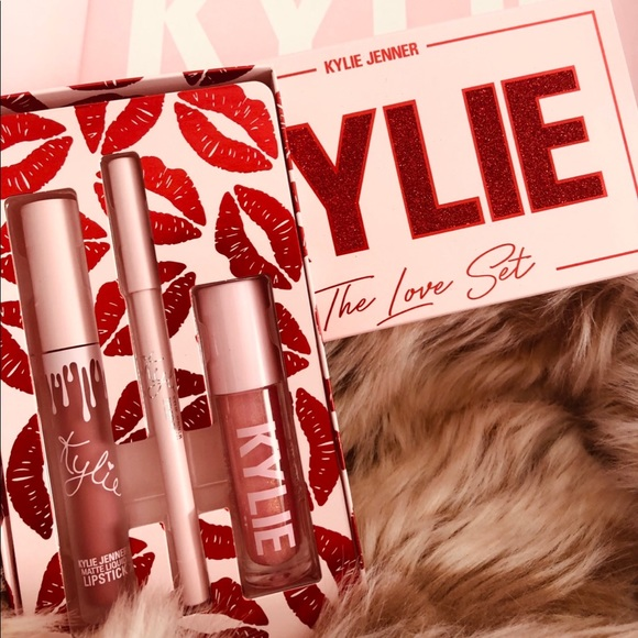 Kylie Cosmetics Other - ❤️New Kylie Cosmetics Valentines Lip Kit Bundle❤️